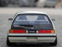 Honda Civic Hatchback 1985
