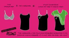The Jenson Jaunts: Thrifty-Fun DIY: Make Your Own Nursing Cami
