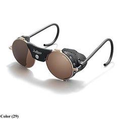 Glacier Glasses.