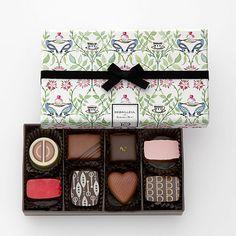 DEBAILLEUL beautiful chocolates <3