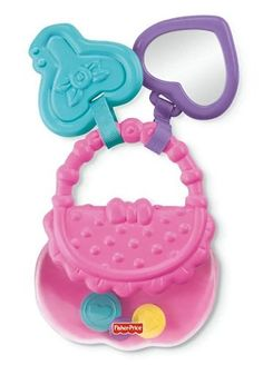 Fisher-Price Brilliant Basics Baby's First Purse (Discontinued by Manufacturer)…