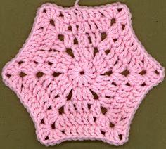 Cupid's Pink Hexagon