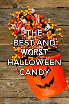 Can you guess which Halloween candy has the most and least sugar? The answer might very well spook you. Worst Halloween Candy, Halloween Party, How Much Sugar, Interactive Posts, Boring Day, Pampered Chef, Dinner Menu, Health Motivation, How To Better Yourself