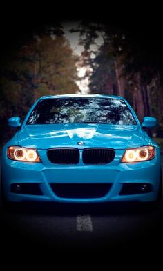 Amazing car with awesome color!