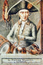 Pieter Magito De eerste Nederlandse circusdirecteur