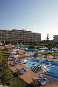 7nts 5* Electra Palace, Rhodes. ✈️ & transfers with All Incluisve board from £400pp #Rhodes #TravelOffers ☀️