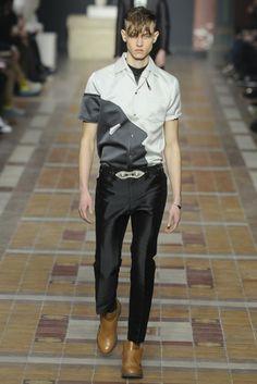 Lanvin Men's RTW Fall 2014 - Slideshow - Runway, Fashion Week, Fashion Shows, Reviews and Fashion Images - WWD.com