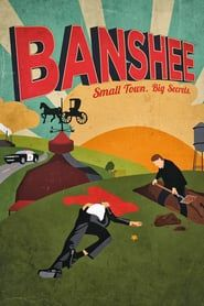 Banshee stars Antony Starr as Lucas Hood, an ex-con and master thief who assumes the identity of the sheriff of Banshee, Pennsylvania, where he contin. Antony Starr, New Shows, Best Tv Shows, Favorite Tv Shows, Movies And Tv Shows, Favorite Things, Tv Series 2013, New Series, Tyler Perry