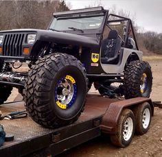 WD40 Jeep YJ