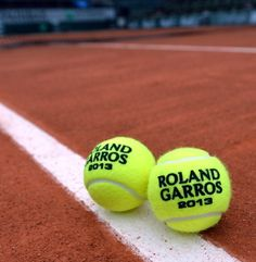 I have been playing tennis since my childhood. One of the best sport I founded to relax (Roland Garros 2013)