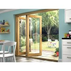 Isaac Oak Veneer Folding Doors   Ordered!