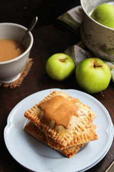 Apple Cinnamon Homemade Pop Tarts made with a grain free almond flour dough and naturally sweetened