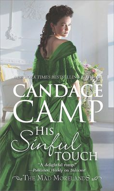 """""""His Sinful Touch."""" Candace Camp. January 30, 2018."""