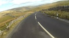 BBC News - Tour de Yorkshire: Cyclist's eye view of route high points