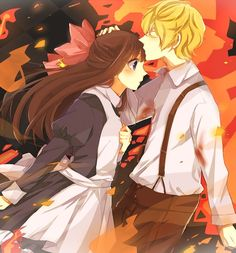 Aya and Dio