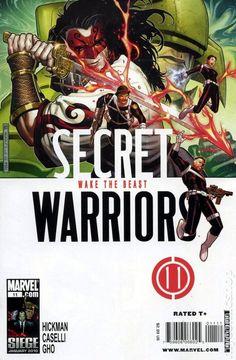 Secret Warriors (2009 Marvel) 11