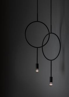 Dreamcatcher: the dark grey, matte Circle pendant by Northern. Circle is everything!The Circle pendant light is as simple as it is Cool Lighting, Modern Lighting, Pendant Lighting, Pendant Lamps, Lighting Stores, Industrial Lighting, Lighting Design, Suspension Metal, Black Pendant Light