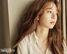 Beautiful Baek Jin Hee For March Singles Choi Daniel, Baek Jin Hee, Korean Drama Stars, Empress Ki, Ha Ji Won, Seo Joon, Korean Actresses, Idol, Singer