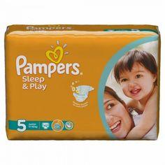 Pampers 5 Sleep & Play Junior 42 ks  Plenky Pampers pro Vaše děťátko levně! Doprava zdarma při objednání nad 1000 Kč!   https://babyplenky.cz/