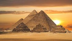 Fascinating Animated Documentary Shows The Construction Of The Great Pyramid With An Internal Ramp
