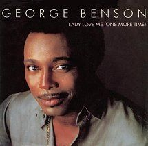 45cat - George Benson - Lady Love Me (One More Time) / In Search Of A Dream (Instrumental) - Warner Bros. - UK - W 9614