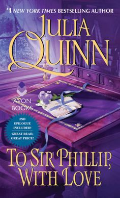 The lastest US edition of To Sir Phillip With Love, with 2nd epilogue included.