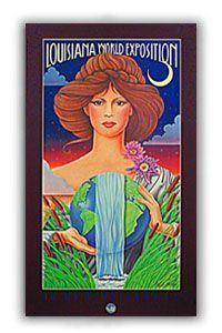 LA World Expo Water Goddess1984