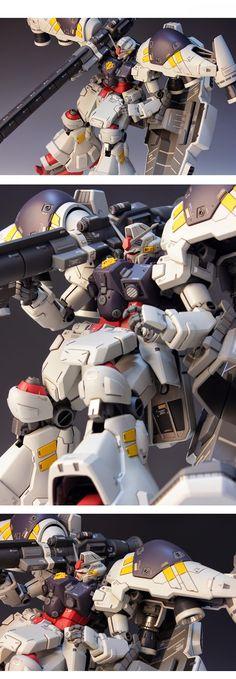 GUNDAM GUY: MG 1/100 RX-78GP02A Gundam 'Physalis' - Customized Build