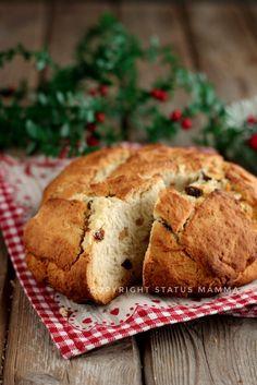 Pandolce genovese ricetta classica tipica Natalizia di San Biagio facile friabile dolce livitato senza lievito