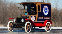 1915 Ford Model T Delivery Truck