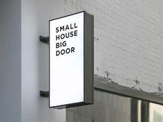 small house big door hotel in 서울 특별시  Eugiroil-ga, Seoul