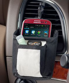 Another great find on #zulily! DriverPockets™ Dash Vent Cell Phone Holder #zulilyfinds