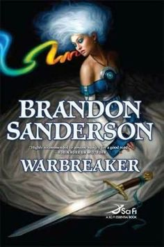 Warbreaker  by Brandon Sanderson  The first book of his I read - fabulous!