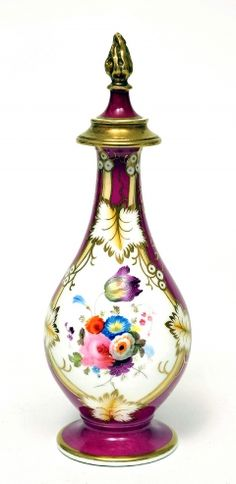 The Bowes Museum: Scent Bottle, c.1830