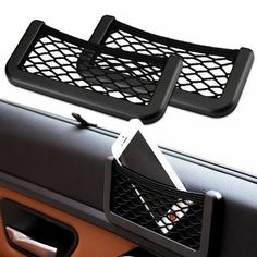 Cheap bag auto, Buy Quality bag holder organizer directly from China bag organizer insert Suppliers: Universal Car Seat Side Back Net Storage Bag Phone Holder Pocket Viechle Door Organizer for iPhone 5 6 Samsung Huawei Xiaomi Mini Camper, Vw T3 Camper, Iphone Car Holder, Kombi Home, Door Organizer, Pocket Organizer, Car Organizers, Boat Accessories, Vehicle Accessories