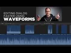 Watch: How to Use Waveforms to Quickly Edit Dialogue
