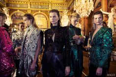 Vogue's View: Backstage and Front Row at Paris Fashion Week - Vogue Daily - Vogue