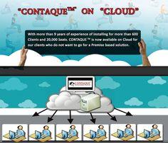 Contaque dialer cloud availability.