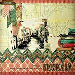 Elegant Paper Crafting #2.Venice