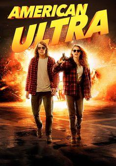Recently Released; American Ultra: Kristen Stewart and Jesse Eisenberg