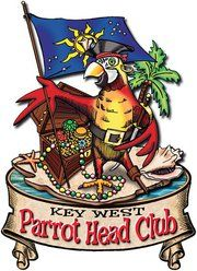 Where's our membership card? Jimmy Buffett, 2 Keys, Oclock, South Pacific, Conch, Key West, Bowser, Parrot, Nautical