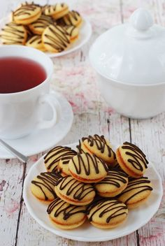 Néró teasütemény recept