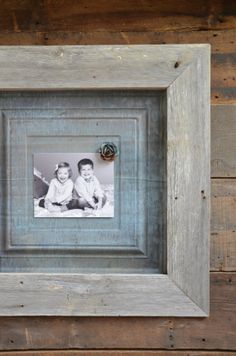 Vintage Tin Ceiling & Barn Wood Magnet Board by sugarSCOUT on Etsy