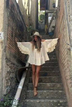 Boho style Glamsugar.com Boho dress