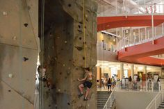 """The Coolest College Recreation Centers in America"" 