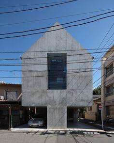 enochliew:  Small Office in Kamiuma by Shinichi Okuyama