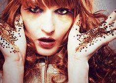glitter on hands | glitter-hands