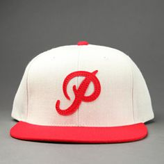 Primitive Apparel Classic P Keps - Heather Red #snapbacks #snapbax