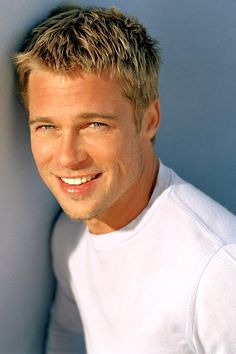 Celebrity Male Dimples - Brad Pitt - Click to Discover what Your Face Reveals with a Professional Face Reading and Face Compatibility Reading.  :)