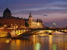Paris: Seine River Dinner Cruise with Options - Paris, France Rio Sena, Seine River Cruise, Sites Touristiques, Destinations, Hotel Paris, Most Beautiful Cities, Tour Eiffel, Disneyland Paris, France Travel